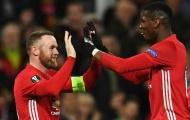 Rooney được khen 'đẳng cấp' sau trận M.U 4-0 Fenenoord