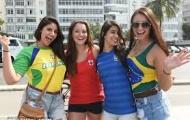 Những fan nữ bóng đá 'nhá hàng' giỏi nhất