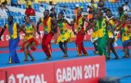 AFCON 2017 khai mạc: Đầy màu sắc, thiếu khán giả