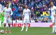 Nghi vấn Casemiro 'chọc giận' Ronaldo