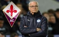 Ranieri thừa nhận muốn trở lại dẫn dắt Fiorentina