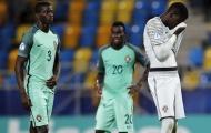 Ghi tới 4 bàn, 'đàn em Ronaldo' vẫn ngậm ngùi rời cuộc chơi