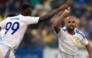 Đánh bại S.Khánh Hòa BVN, Quảng Nam FC trở lại top 3