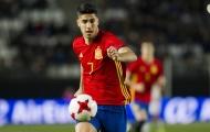 Đội hình hay nhất vòng bảng U21 châu Âu: Gọi tên Marco Asensio