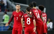 Không được đá Penalty, Ronaldo 'tỏ thái độ'