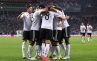 Vùi dập Mexico, đội tuyển Đức tái ngộ Chile trong trận chung kết