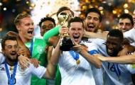Người Đức nói gì sau chức vô địch Confederations Cup?