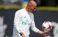 Zinedine Zidane: Duy trì công thức để giữ vững vị thế