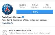 Instagram của PSG ngưng hoạt động vì bị fan Barca 'khủng bố'?