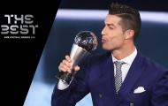 The Best 2017: Tổ chức tại Anh, thêm một giải thưởng mới