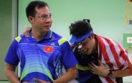 Xạ thủ Malaysia 'đứng tim' sau khi 'cướp' HCV của Hoàng Xuân Vinh
