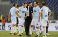 Lazio: Bi kịch của 'kẻ ít tiền'