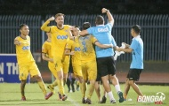 XSKT Cần Thơ 1-4 FLC Thanh Hóa (Vòng 19 V-League 2017)