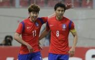Hàn Quốc triệu tập đội hình 'xuất ngoại' về nước đá giao hữu