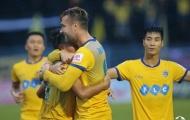 Lịch thi đấu bảng xếp hạng vòng 20 V-League 2017
