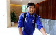 Đến Hà Nội,  'Messi Campuchia' sẵn sàng chiến Công Phượng, Xuân Trường
