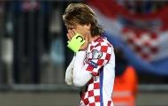 SỐC: ĐT của Luka Modric 'trảm' tướng trước lượt trận cuối