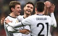 01h45 ngày 09/10, Đức vs Azerbaijan: Thử nghiệm là chính
