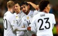 Ra sân với đội hình B, Đức vẫn dễ dàng huỷ diệt Azerbaijan