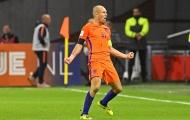 Robben lập cú đúp, Hà Lan vẫn lỡ hẹn với World Cup 2018