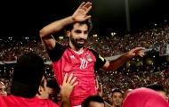 Ai Cập lọt vào VCK World Cup, Salah được vinh danh