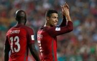 Ronaldo tịt ngòi, BĐN vẫn giật vé đến Nga đầy ngoạn mục
