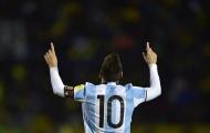 Ecuador - Argentina: Những thông tin thú vị trong ngày Messi 'cứu rỗi' xứ Tango