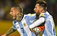 Ghi hat-trick vào lưới Ecuador, Lionel Messi lập thêm kỉ lục
