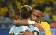 Messi kịp dự World Cup, Neymar phản ứng ra sao?