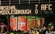 Năm tháng hoàng kim trong kỉ nguyên Wenger