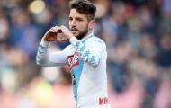 Dries Mertens - Niềm hy vọng số 1 của Napoli