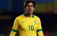 Màn trình diễn của Kaka trong màu áo Brazil