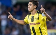 Shinji Kagawa tung hoành trong màu áo Dortmund