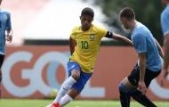 Vitinho - Sao trẻ được Manchester City theo đuổi