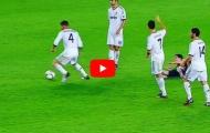 Những lần Real Madrid 'đá bẩn' với Lionel Messi
