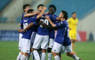 5 Điểm nhấn vòng 22 V-League: Nhà bầu Hiển lên đỉnh, nghi án gác đền ở xứ Thanh