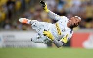Cựu sao đội tuyển Brazil bị cướp tấn công bằng súng