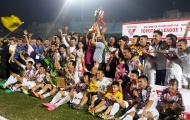V-League 2018 sẽ kết thúc sớm