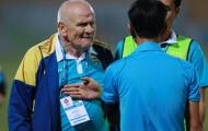 Vạ miệng, HLV Petrovic nhận án phạt từ VFF