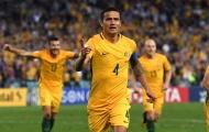 Australia triệu tập tinh binh tranh suất dự World Cup với Honduras