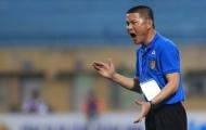 Thua ngược HAGL, HLV Hà Nội FC tố trọng tài