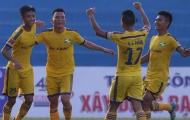 Hòa SLNA, Sanna Khánh Hòa lỡ cơ hội đá Hà Nội FC khỏi top 3