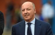 Không phải Napoli, đây mới là CLB khiến CEO Juve lo sợ