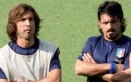Gattuso: Pirlo đã thay đổi cuộc đời tôi