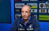 HLV Ventura nói gì trước viễn cảnh Italia bị loại?
