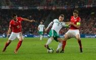 Dứt điểm cẩu thả, Thụy Sĩ vẫn hiên ngang lấy vé đi dự World Cup