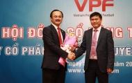 Bầu Tú trở thành tân chủ tịch của VPF