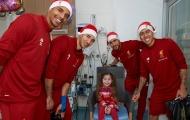 Những hình ảnh cực kỳ ý nghĩa của dàn sao Ngoại hạng trong lễ Noel
