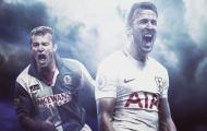 Vượt mặt Messi và Ronaldo, Harry Kane thành huyền thoại sống