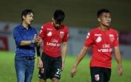 Mất Minh Phương, Long An gặp khó cuộc đua thăng hạng V-League 2019